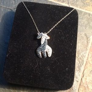 Giraffe Necklace OBO